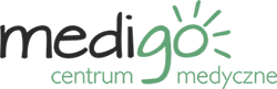 Centrum Medyczne MEDIGO Logo